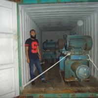 Compressor Set Shipment
