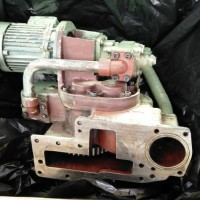 WARTSILA L20 OIL PUMP